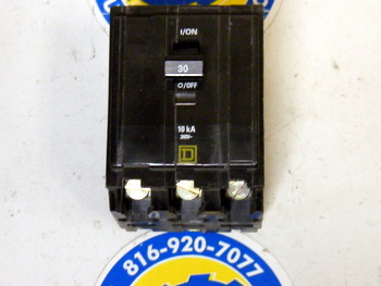 <b>Square D - </b>QOB330 Circuit Breaker